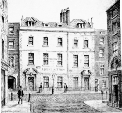 32-33 Gerrard Street 1887 - Gerard House.jpg