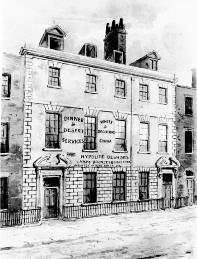 32-33 Gerrard Street mid 19thC - Gerard House.jpg