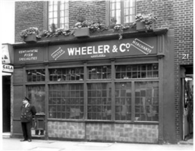 19-21 Old Compton Street 1950's - Wheeler and Co.jpg