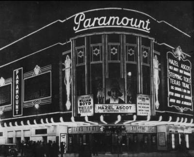 151 Tottenham Court Road 1944 - Paramount and Odeon theatre.jpg