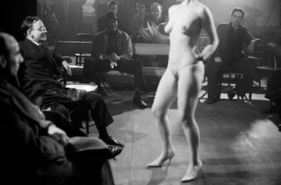 Striptease en Valencia Felina VLC